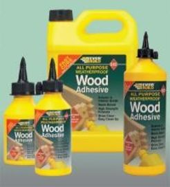 All Purpose Waterproof Wood Adhesive