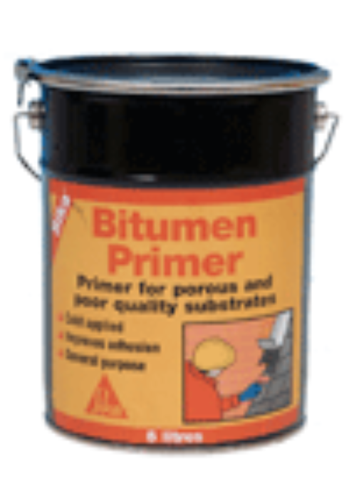 Get Your Sika Bitumen Primer And Black Paint From Greengates