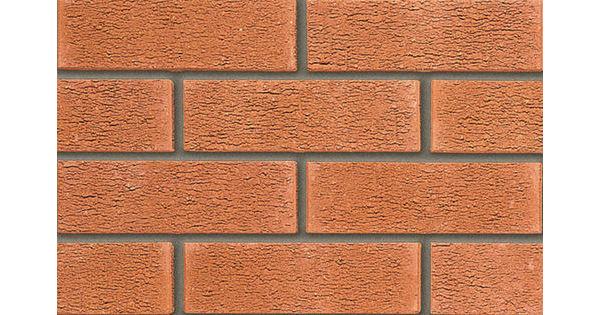 65mm Kirton Brown Rustic Brick