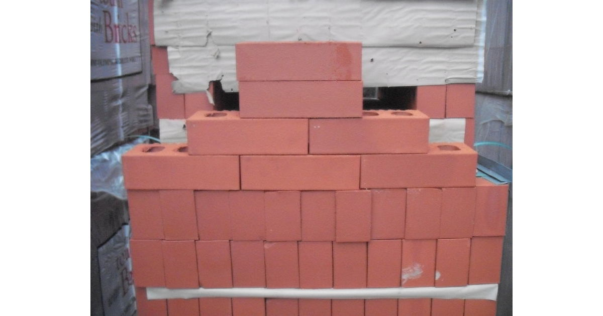 75mm Radcliffe Smooth Red Brick