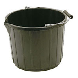 Budget Black Builders Bucket
