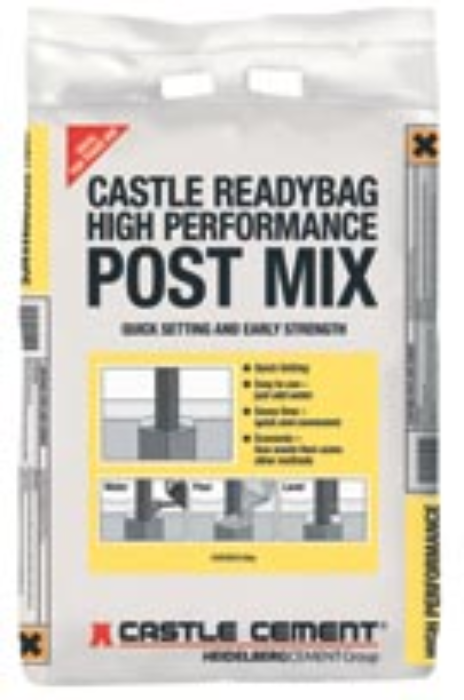 High performance post mix