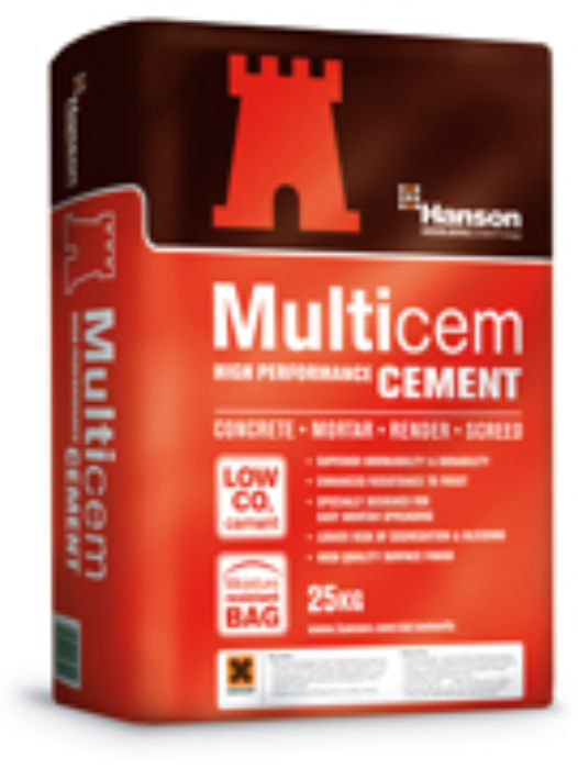 Multicem cement