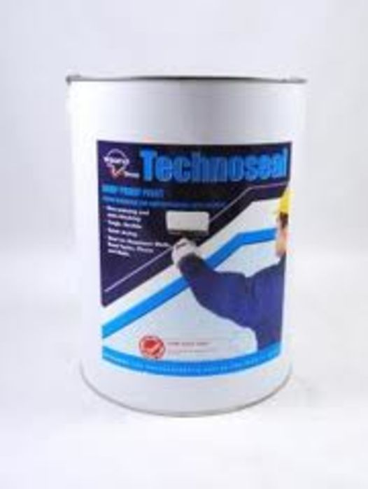 Technoseal damp proof paint