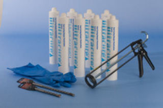 Wykamol Ultracure Damp Proof Kit