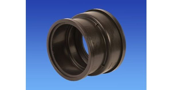 100mm Hepsleeve Adaptor To 100mm Plastic Soil Pipe Ad400