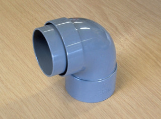 Round Downpipe Fittings