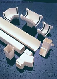 Squarestyle Gutter Fittings