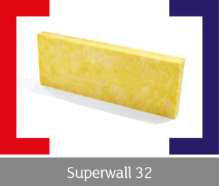 Supaglass Cavitywall Insulation