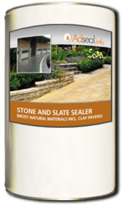 adseal stone and slate sealer