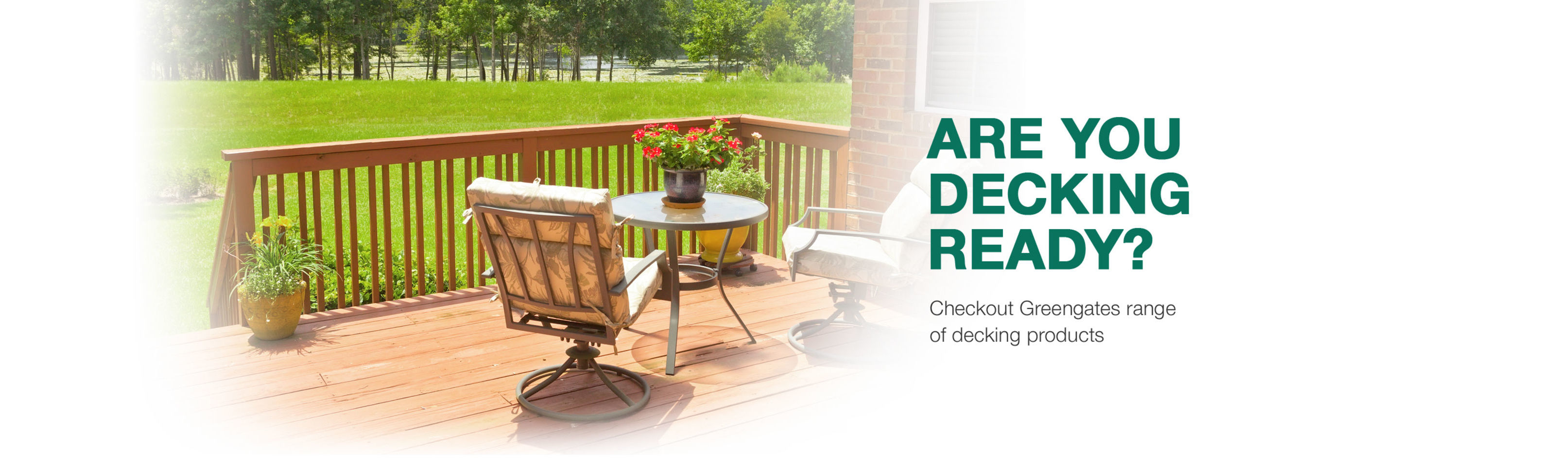 Are you Decking ready?