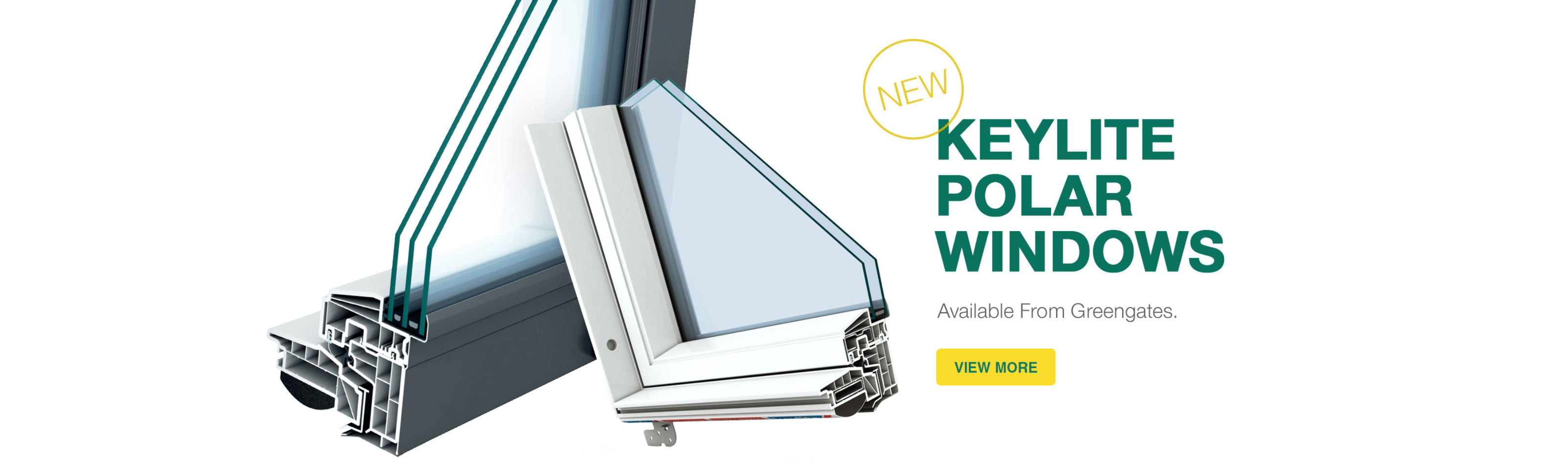 New Keylite Polar Windows.