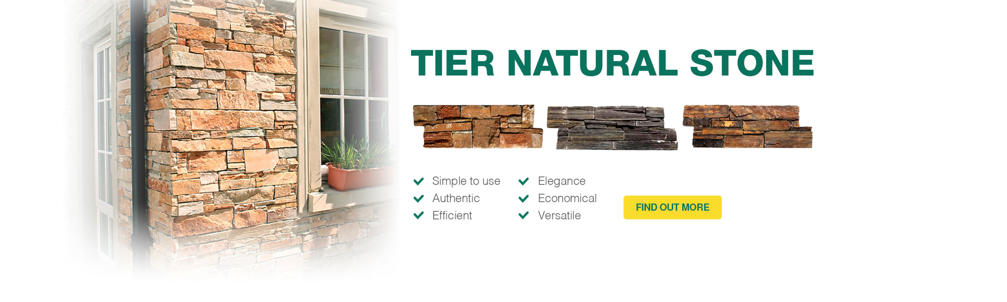 Tier Natural Stone