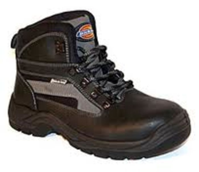 dickies severn brown boot