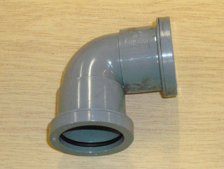 Push Fit 32mm Pipe & Fittings