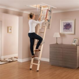 Keylite KYL05 Wooden Loft Ladder