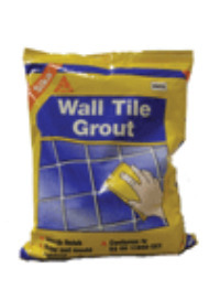 White Sika Wall Tile Grout